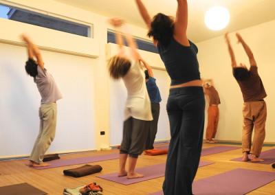 lezioni di yoga a vicenza