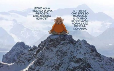 Buddhi, l'intelligenza discriminativa.