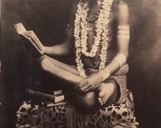Sadhu portrait