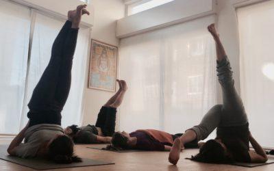 Pratica Tradizionale di Yoga