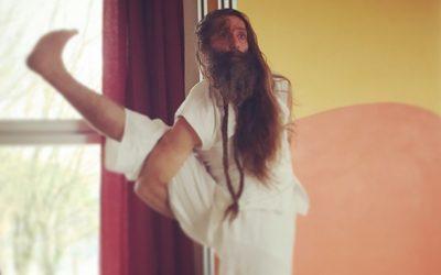 Seminario Yoga con Walter Thirak Ruta