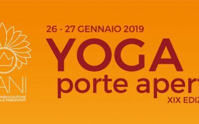 Yoga Porte Aperte 2019