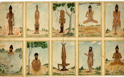 La pratica dello Yoga: tra āsana e testi