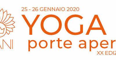 Yoga Porte Aperte 2020